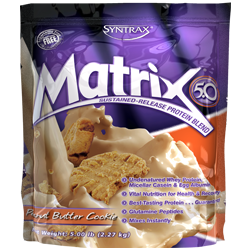 Syntrax Matrix Cookies